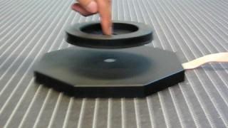 UFO漂浮的原理影片