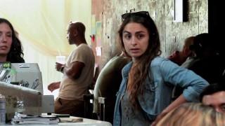 超能力女人惊現咖啡店影片